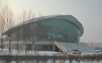 沈阳工业大学体育馆