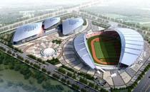 丹东市体育中心体育馆