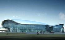 大连市体育中心游泳馆