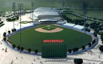 大连市体育中心棒球场
