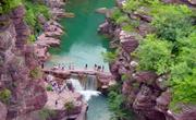参观世界最长地下暗河:本溪水洞