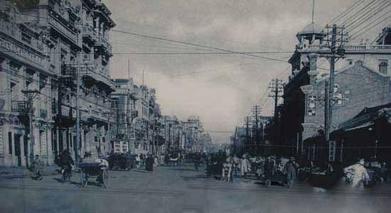 上世纪四十年代的中街 沈阳中街的前世今生 购物节为百年