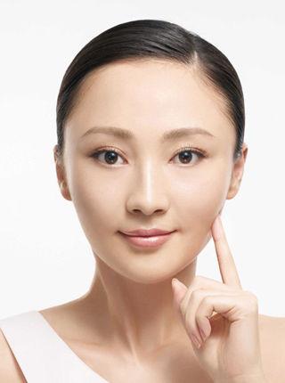 混合性肌肤妆前保养法