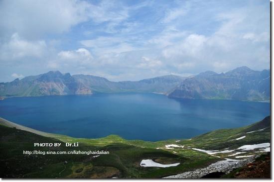 长白山天池美景