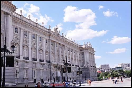 马德里皇宫