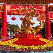 深圳:迎春花市