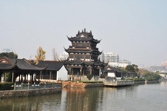 新浪旅游配图:平湖市美景 摄影:江南游