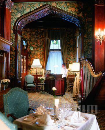 费尔蒙特集团旗下的老牌酒店