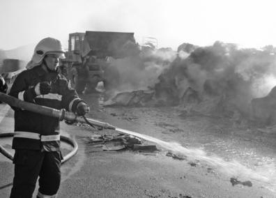 锦州消防特勤中队供图
