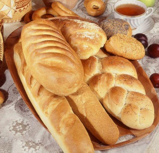 就固定在馒头或者面包的结构当
