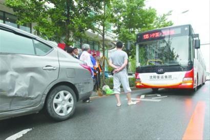 车子向左转弯,被后车追尾,责任在谁