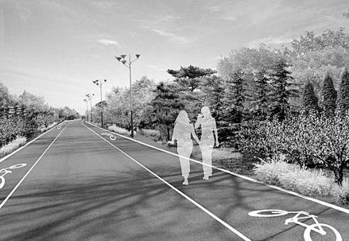 『自行车天地』 - 烟台论坛-烟台社区;; 沈阳长白岛森林公园;