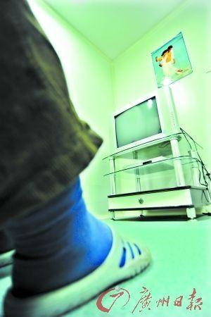 捐精室。资料图片CFP供图