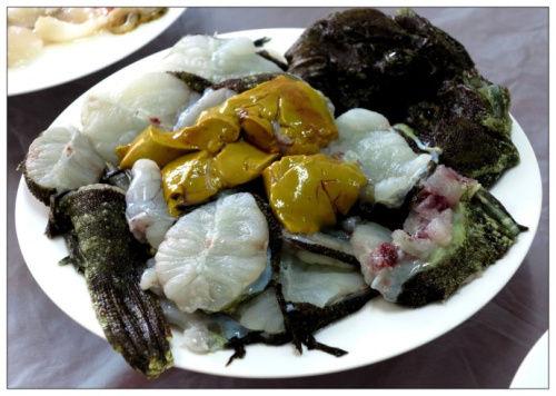 到大连排骨岛吃做法去海鲜烤串的獐子大全图片