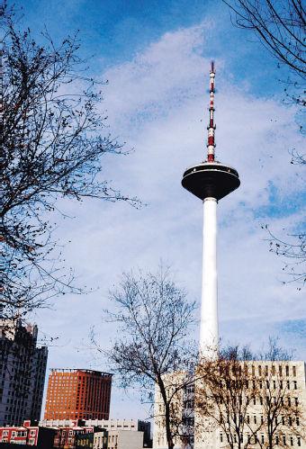 沈阳彩电塔年底前完成改造