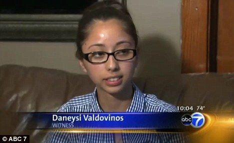 丹尼斯接受采访,叙述当时情形