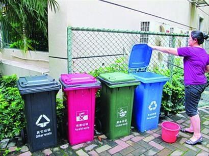沈阳20万户家庭要参加垃圾分类试点;