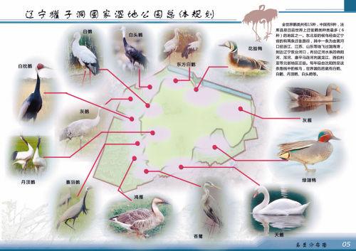 法库獾子洞国家湿地公园总体规划