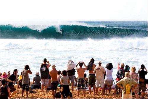冲浪,夏威夷