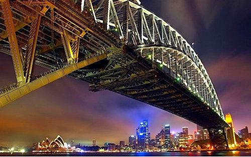 澳大利亚悉尼港