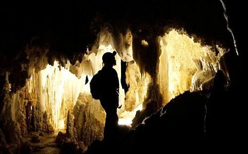 美国新墨西哥州卡尔斯巴德巨穴