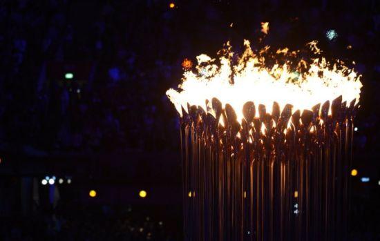 伦敦奥运开幕。
