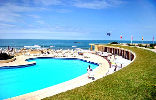 皇宫酒店豪华泳池
