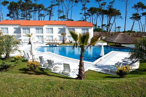乌拉圭奇瓦瓦天体海滩,此处海滩度假酒店是专为同性恋游客所设计。