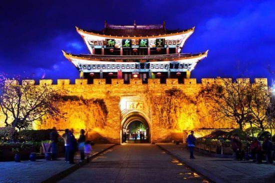 新浪旅游配图:大理古城 摄影:快乐人生