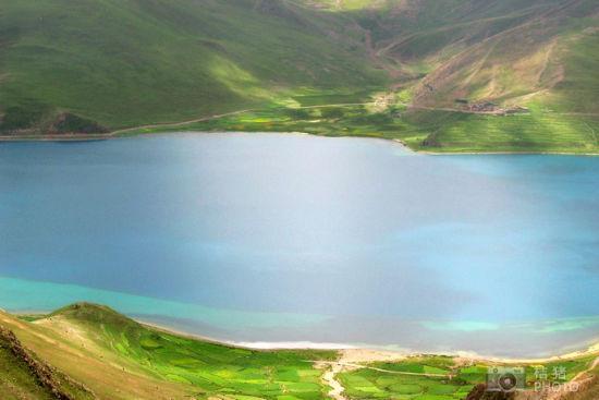 美丽的羊湖
