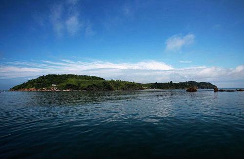 长山岛美景