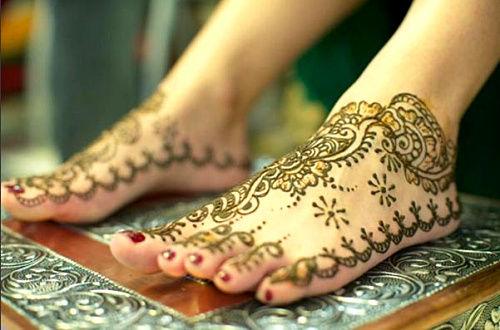 印度姑娘出嫁前都会做的事