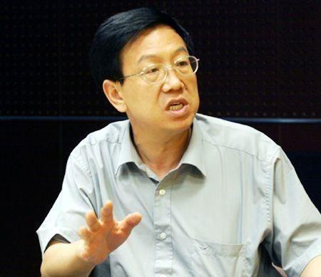 中共中央党校教授周天勇(资料图)