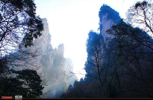新浪旅游配图:在阴影中绘出水彩般的意境 图:翔子新浪博客