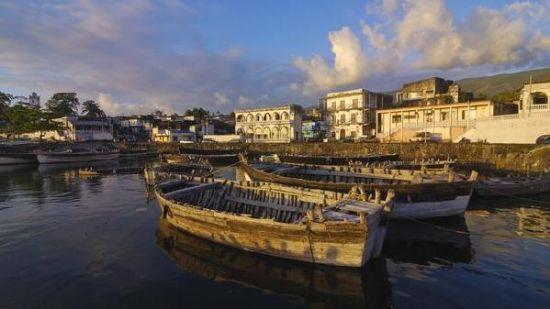 科摩罗,非洲