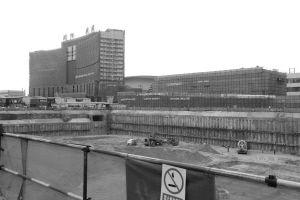 北站改造工程正在进行,在不久的将来全新的北站将为市民提供更好乘车环境和便利条件 记者 王舜天 摄