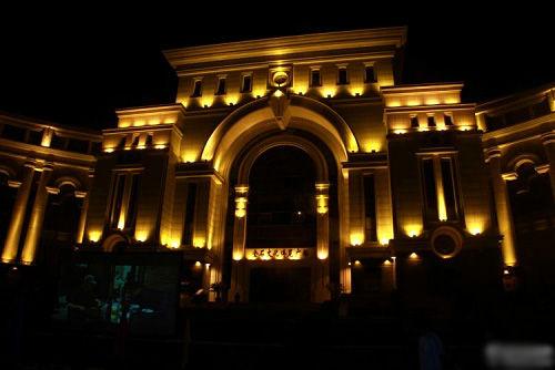金石蜡像馆