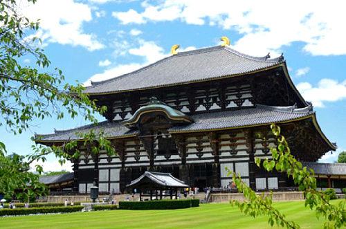 京都的东大寺,世界博物馆之旅