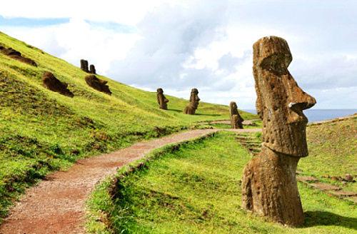 复活节岛,国家地理探险旅行