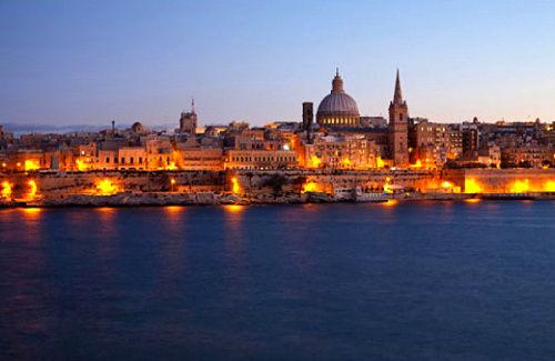马耳他的帕里西奥宫殿,阿伯克龙比和肯特旅游