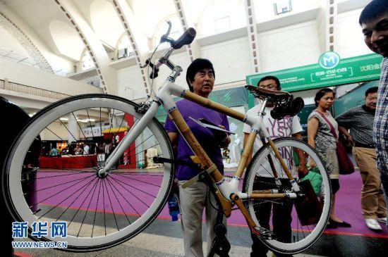 兰博基尼自行车。