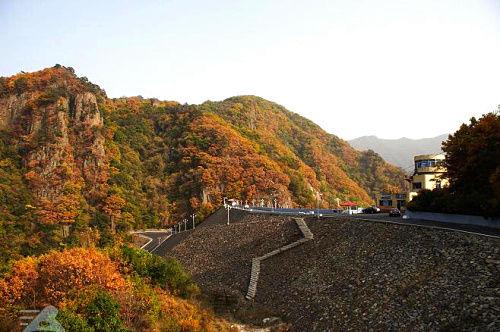 关门山美景