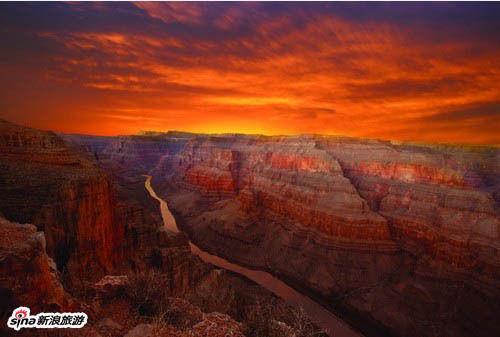 美国大峡谷