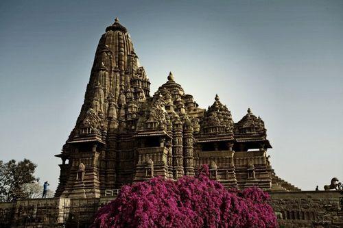 宁静的寺庙