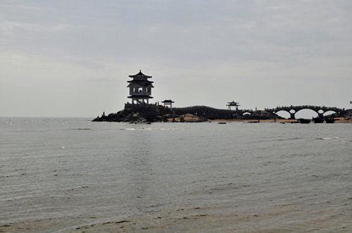 觉华岛美景