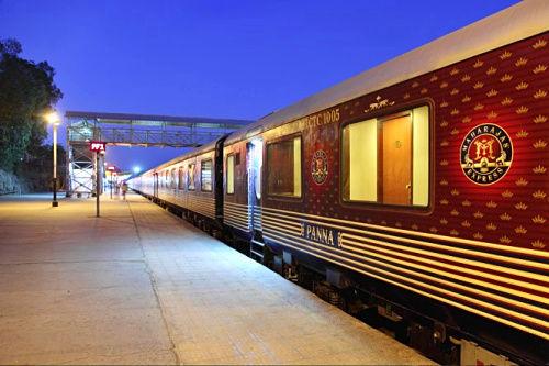 印度超豪华列车