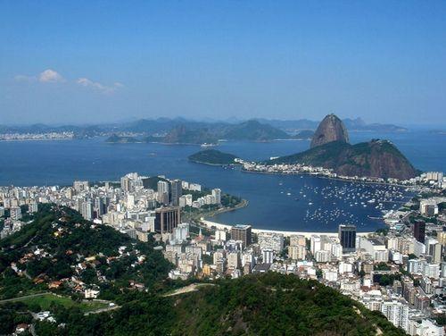 新浪旅游配图:里约热内卢 摄影:得意山水