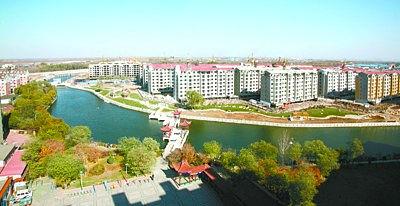 海城河滨公园