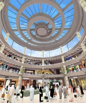 迪拜将成购物天堂