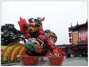 赵本山期待二人转事业新的突破。 资料图片